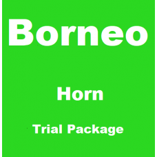 Borneo Horn (Borneo Maeng Da) Trial Package