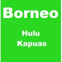 Borneo Hulu Kapuas (G/W/R)