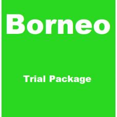 Borneo Capsules Trial Package