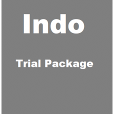 Indo Trial Package